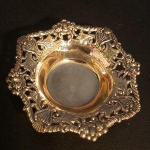 Silverplate Trinket Dish